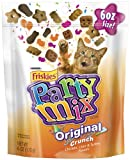 Purina Friskies Party Mix Original Crunch, 6-Ounce (Pack of 7)