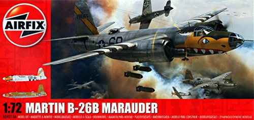 Airfix A04015A Martin B26 B/C Marauder 1/72 Model Kit, for sale  Delivered anywhere in USA