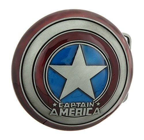 captain america belt with buckle - 6