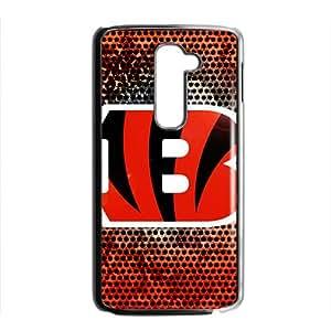 SVF cincinnati bengals Hot sale Phone Case for LG G2 Black