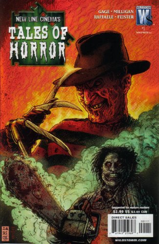 New Line Cinema's Tales Of Horror #1 -