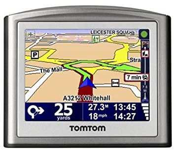 tomtom one v3 3 5 sat nav with uk maps discountinued by rh amazon co uk TomTom One Product TomTom One Product
