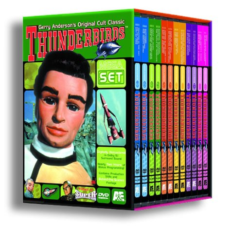 Thunderbirds Megaset (Complete 12 Volume Set) by A&E Home Video