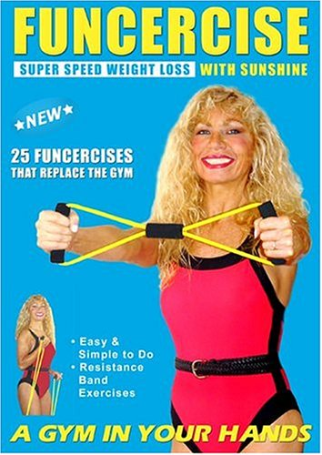 Resistance Bands Exercise DVD, Pilate's Fitness & Weightloss Exercise DVD (Comes with 3 Resistance Bands+ 1200 Calorie Diet & Progress chart) Great for Moms, Brides, Women, Easy Fast Safe Weight Loss DVD!