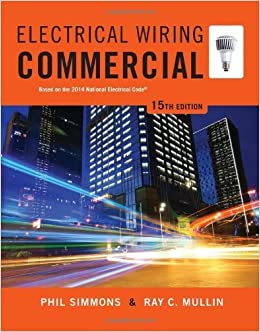 Electrical Wiring Commercial 15th edition by Simmons, Phil ... on