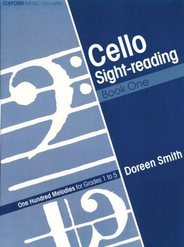 Cello Sightreading: Book 1 (Bk. 1)