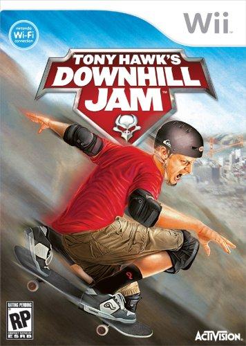 Tony Hawk's Downhill Jam - Nintendo Wii (Tony Hawk Skateboard Game)