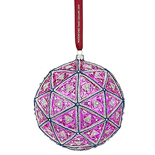 Waterford Times Square Ball Ornament Waterford Christmas Tree