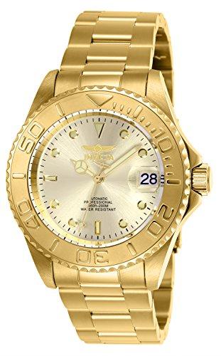 Invicta Automatic Watch (Model: 9010OB) (Invicta Gold Pro Diver)
