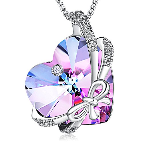 Butterfly Necklace PLATO H Love Heart Necklace