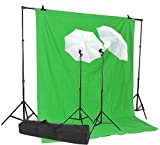 Professional Photography Green Screen by Fancierstudio - 10'x12' Chromakey Green Screen Backdrop Background