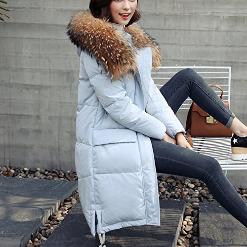 coat warm section Thick the jacket down QFFL colors jacket C available of optional Long Ms Size 4 jacket qIa0z8w