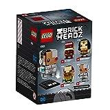 LEGO BrickHeadz Cyborg 41601 Building Kit (108 Piece)
