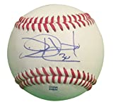 Cincinnati Reds David Hernandez Autographed Hand Signed Baseball with Proof Photo, Arizona Diamondbacks, Los Angeles Angels, Philadelphia Phillies, Baltimore Orioles, Team USA, COA