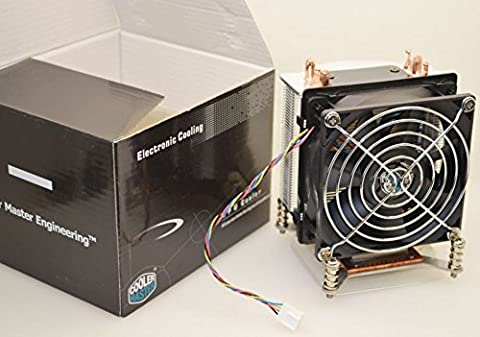 Cooler Master 180W LGA2011-V3 Super Performance for ASUS RAMPAGE V EXTREME / X79-Deluxe - Rampage Air