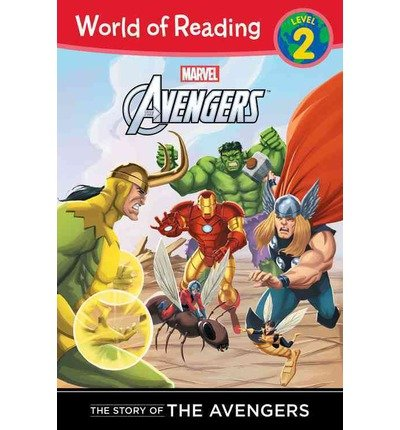 Read Online [ The Mighty Avengers: The Story of the Avengers (World of Reading: Level 2) [ THE MIGHTY AVENGERS: THE STORY OF THE AVENGERS (WORLD OF READING: LEVEL 2) ] By Norton, Mike ( Author )Oct-30-2012 Paperback ebook