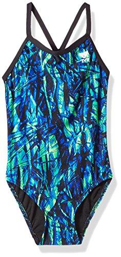 Sagano Diamondfit Pour Tyr Bain Femme vert Piece Bleu One OxaqR