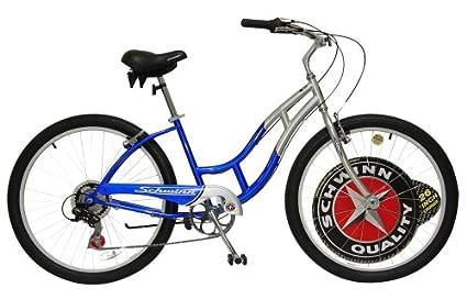 0b3de095b18 Amazon.com : Schwinn Tornado Women's Cruiser Bike : Cruiser Bicycles ...