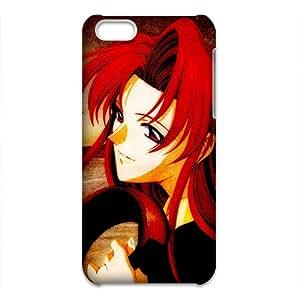 High quality TPU para hacer apresador Sakura Perfect case for pelirrojo Girl Custom 3D iphone 5C