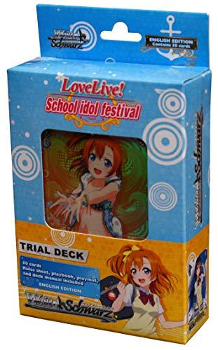 Bushiroad Weiss Schwarz Love Live! Trial Deck [School Idol Festival] from Bushiroad