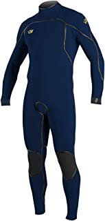 O';Neill Psycho One 3 / 2MM Zip Posteriore Abys Wetsuit - Stretch Facile e Leggero - Quick Dry - Barriera Anti-Flush
