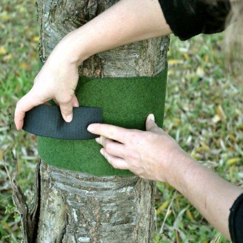 BUZZARD Treesavers 120 Tree Protection for Slackline