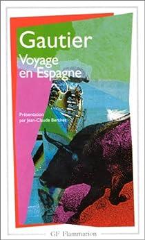 Voyage en Espagne par Gautier
