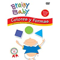 BRAINY BABY: COLORES Y FORMAS - SHAPES & COLORS (Spanish) [Import]
