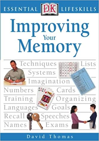 Fire And Ice Memory And Forgetting >> Improving Your Memory Essential Lifeskills Amazon Co Uk David