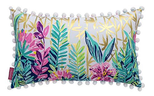 Lilly Pulitzer Indoor/Outdoor Medium Decorative Pillow (Slathouse)