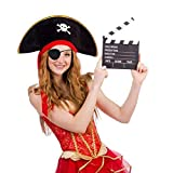 Eye Patches Pirate Children Kids Adult Mask for