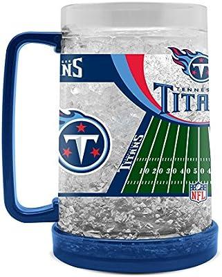 8e772f01 NFL Tennessee Titans 16oz Crystal Freezer Mug: Amazon.com: Amazon US