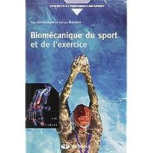 Biomecanique du sport/exercice sciences et pratique