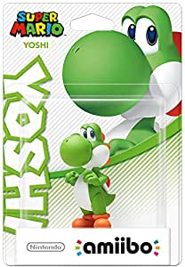 Nintendo - Colección Super Mario, Figurina Amiibo Yoshi