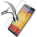 HQ CLOUD 1 Film Vitre en Verre Trempe de Protection d'ecran Transparent pour Samsung Galaxy Note 3 Neo / Lite Duos 3G LTE SM-N7505