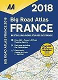 2018 Big Road Atlas France