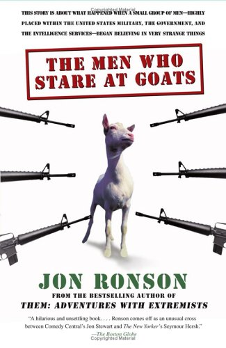 Read Online The Men Who Stare at Goats PDF