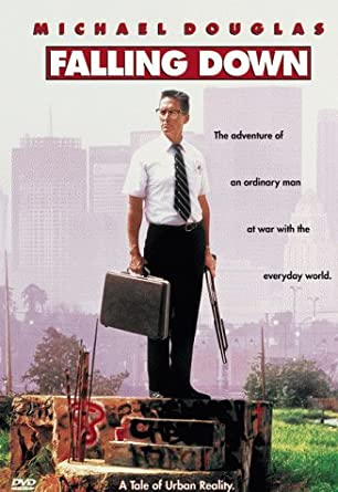 Falling Down DVD 1993 Region 1 US Import NTSC: Amazon.co.uk: DVD & Blu-ray
