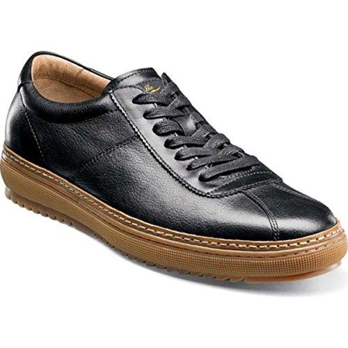 (フローシャイム) Florsheim メンズ シューズ靴 スニーカー Crew Low Sneaker [並行輸入品] B079JNP871