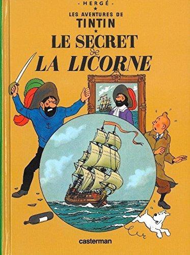 Le Secret de la Licorne (Aventures de Tintin) MINI ALBUM (French Edition) by Herge - Store Mall Aventura