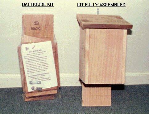 [해외]시더 배트 하우스 키트/Cedar Bat House Kit