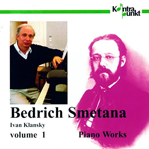 Smetana  Piano Works  Volume 1