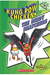By Cyndi Marko The Birdy Snatchers: A Branches Book (Kung Pow Chicken) Paperback - December 2014 Paperback