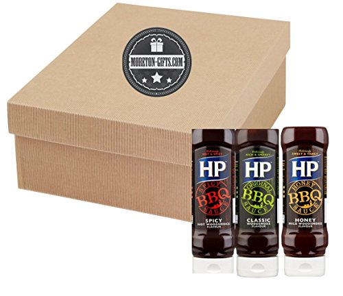 Hp Bbq Favourites Trio Gift Box By Moreton ()