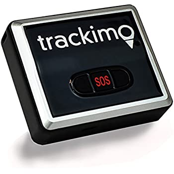 Trackimo TRK-100 Universal Personal GPS Tracker - 1 Year Monitoring included