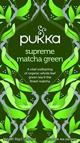 Pukka - Supreme Matcha Tea - 30g