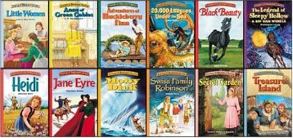 Download Treasury of Illustrated Classics - 12 Book Set Including Legend of Sleepy Hollow, The Secret Garden, Swiss Family Robinson, 20,000 Leagues Under the Sea, Heidi, Anne of Green Gables, Moby Dick Huckleberry Finn Jane Eyre Treasure Island Black Beauty pdf