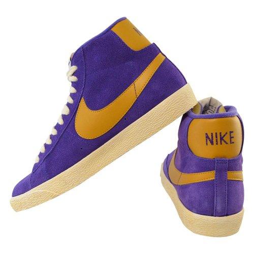 Nike Art 1–Maglietta a maniche corte per uomo Violett