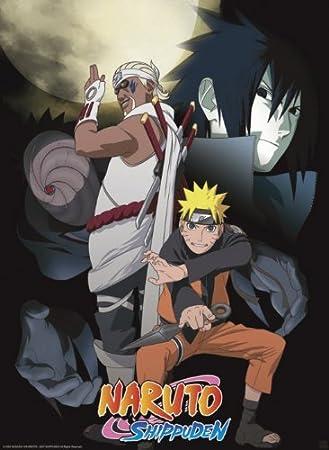 """Akatsuki members /& more Naruto Characters Poster 24/"""" x 36/"""" Features Konoha 11"""