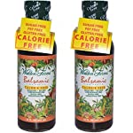 Walden Farms Balsamic Vinaigrette 12 Fl Oz Set Of 2 2 Balsamic vinaigrette Calorie free, sugar free, fat free Blend of aged vinegar, herbs and spices